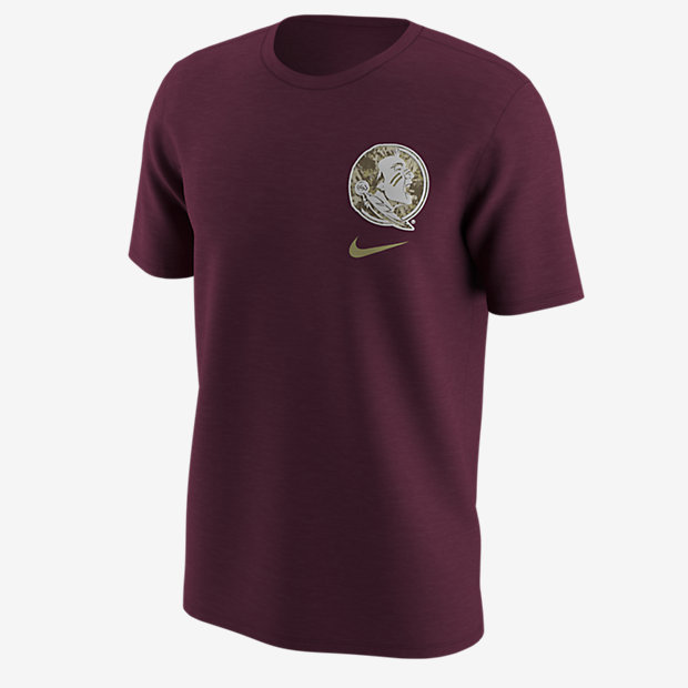 ... Nike College Camo Pack (Florida State) Men's T-Shirt