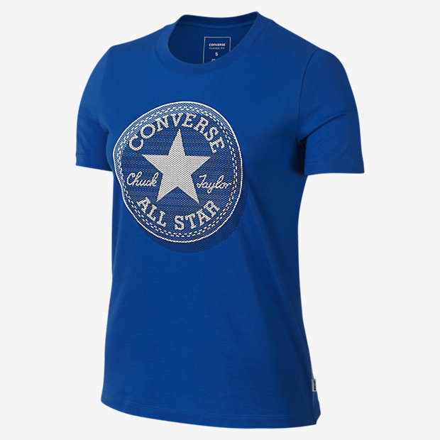 Converse Chuck Patch Women's T-Shirts Soar