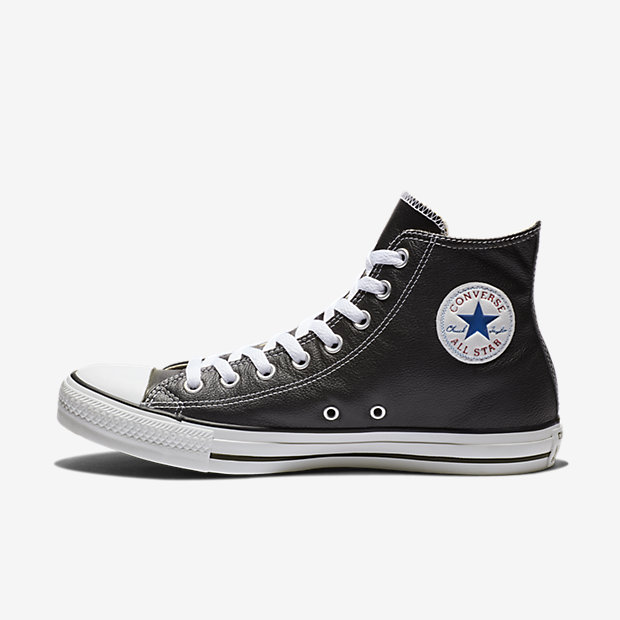 Black Converse Shoes Size