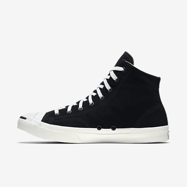 Converse Jack Purcell Jack Suede High Top Unisex Shoes