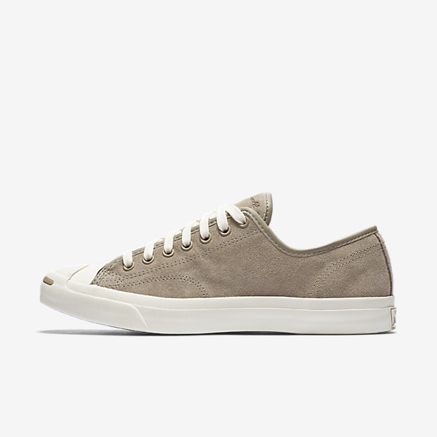 Converse Jack Purcell Jack Suede Low Top Unisex Shoe