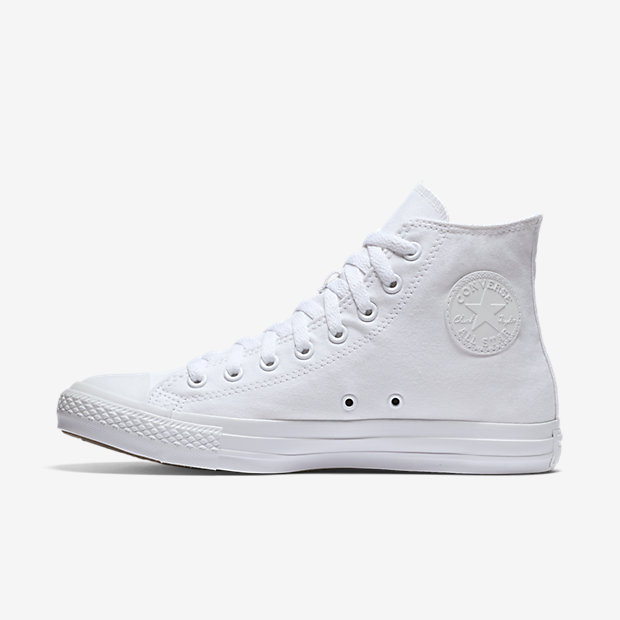 Vans Collab All White Leather Shoes