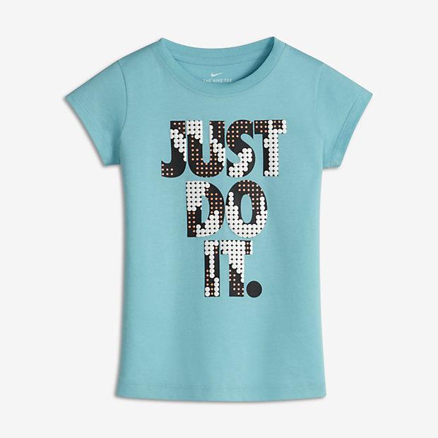 Nike Just Do It Little Kids 39 Girls 39 T Shirt