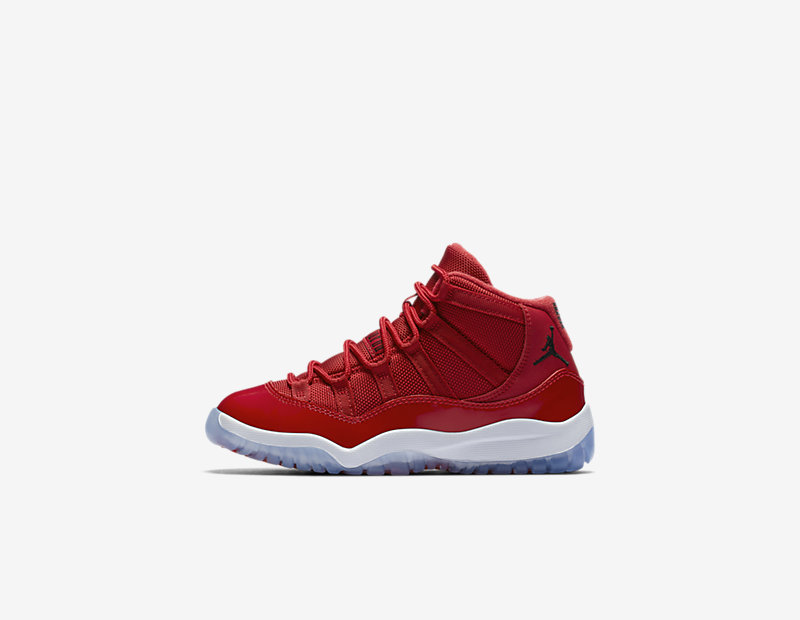 Air Jordan XI Retro Three-Quarter