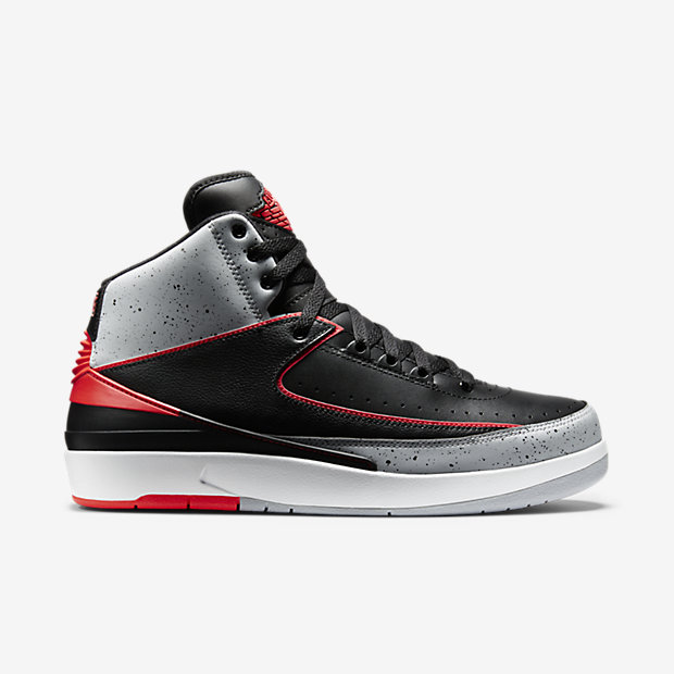 Low Resolution Air Jordan 2 Retro 复刻男子运动鞋