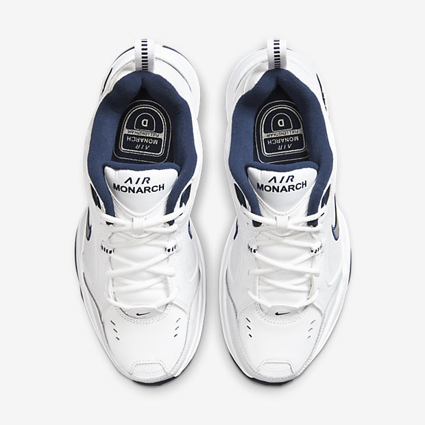 ... nike air monarch iv mens training shoe. nike