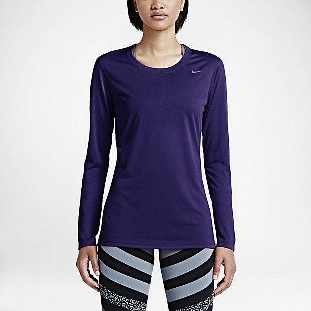 Low Resolution Nike Legend Long-Sleeve Women's Training Shirt