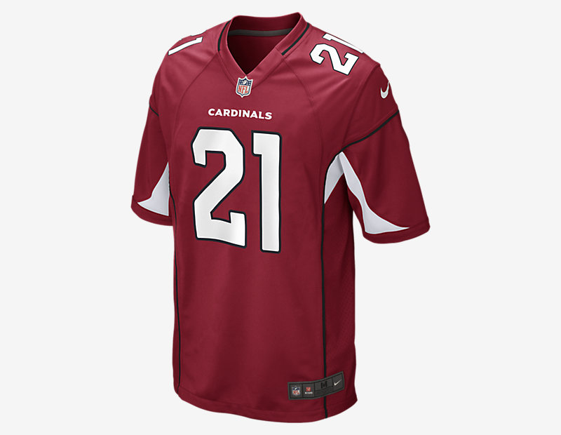 NFL Arizona Cardinals Game Jersey (Patrick Peterson)