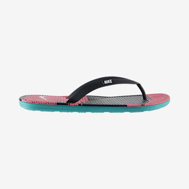 Low Resolution Nike Solarsoft Thong 2 Print 男子凉拖鞋