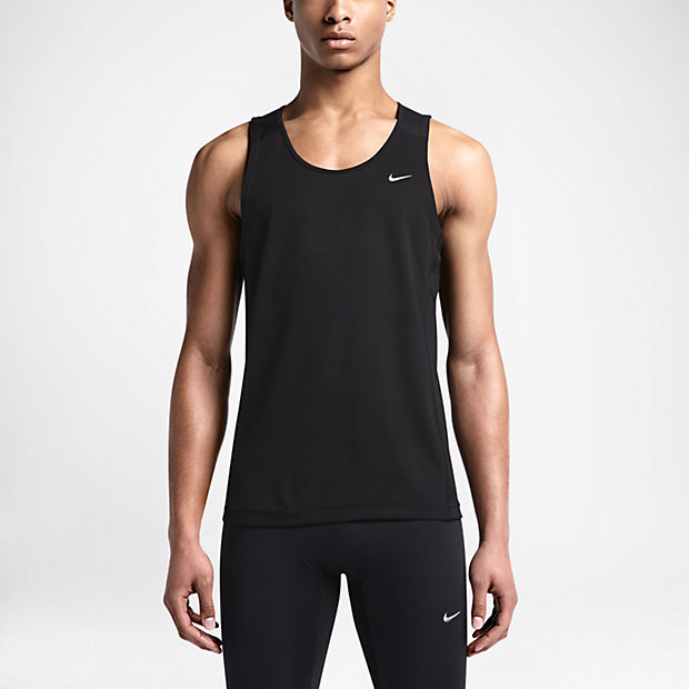 Low Resolution Nike Miler Team 男子跑步背心