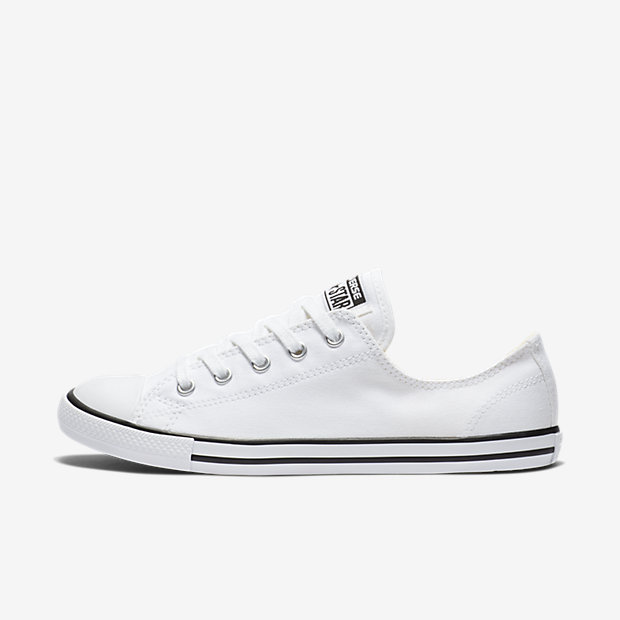 As Dainty Ox, Womens Low-Top Sneakers Converse