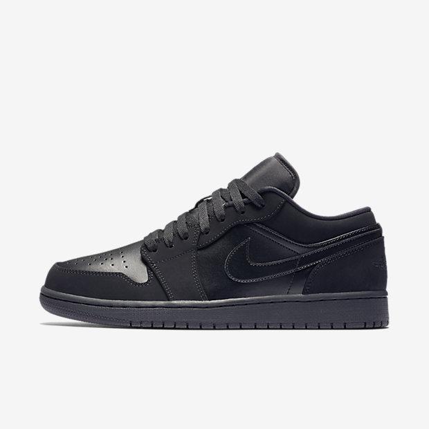 Low Resolution Air Jordan 1 Low Men's Shoe