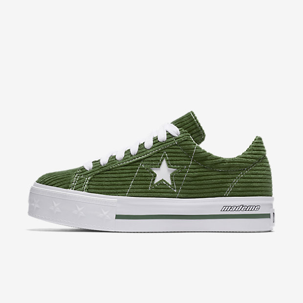 Converse X Made Me One Star Platform Low Top by Nike