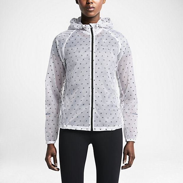 Low Resolution Nike Vapor Cyclone Packable 女子跑步夹克