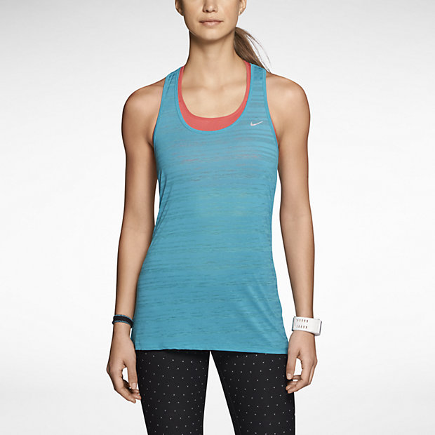 Low Resolution Nike Run Breeze Stripe 女子背心