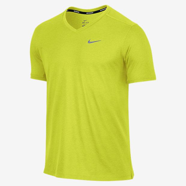 Low Resolution Nike Tailwind 男子跑步T恤