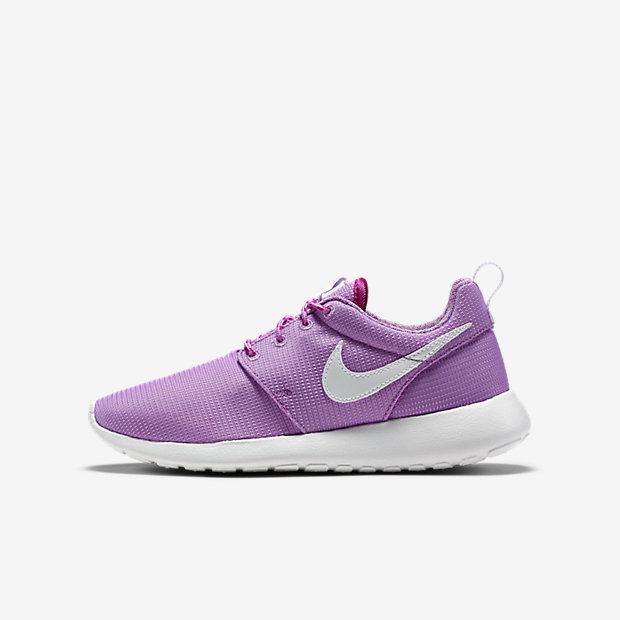光辉紫/紫红/白色