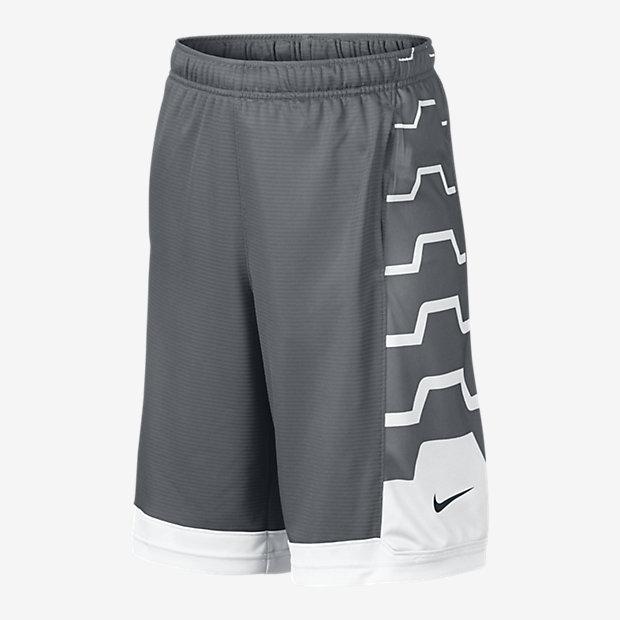 Low Resolution LeBron Driven 勒布朗男孩篮球短童裤
