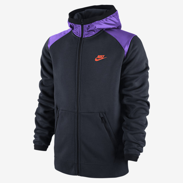 Low Resolution Nike Hybrid Full-Zip 男子连帽外套