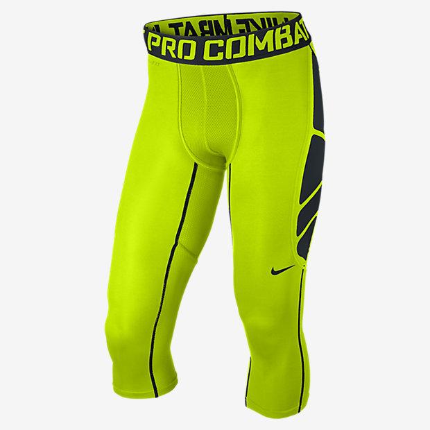 Low Resolution Nike Pro Combat Hypercool - Compression 3/4-Length 男子训练紧身裤