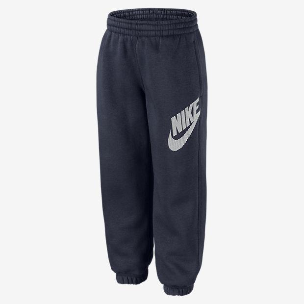 micrófono Sentimental Ojalá  Nike HBR Brushed Fleece Cuffed 幼童针织长裤-耐克(Nike)中国官网