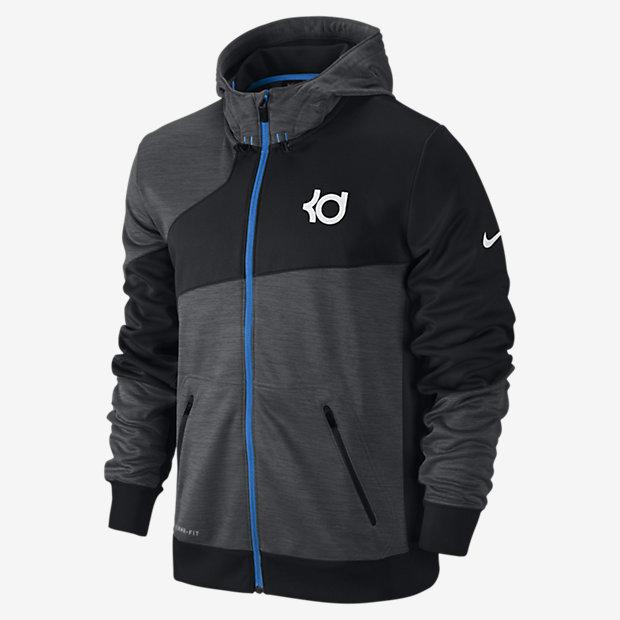 Low Resolution KD Accelerate Hero Full-Zip 男子篮球连帽外套