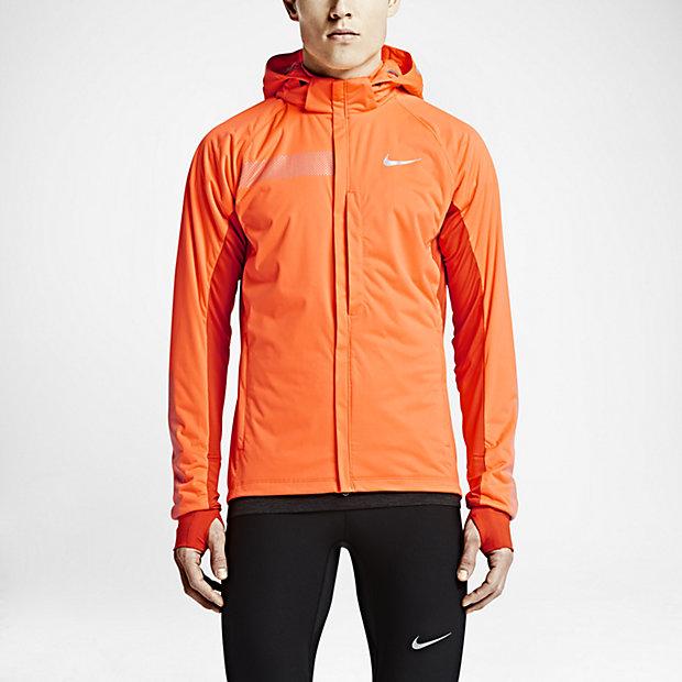 Low Resolution Nike Shield Max 男子跑步针织茄克