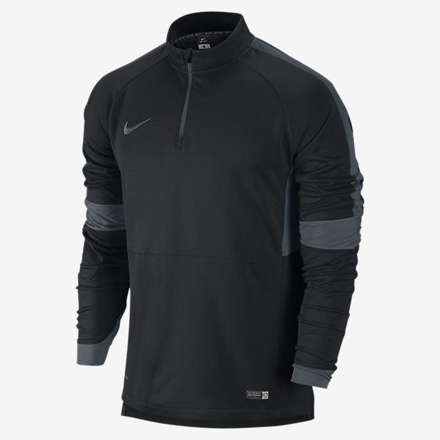 Low Resolution Nike Drill Top 男子足球针织衫