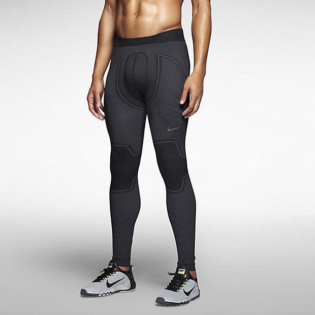 Low Resolution Nike Pro Combat Hyperwarm Flex Compression 男子保暖训练紧身裤