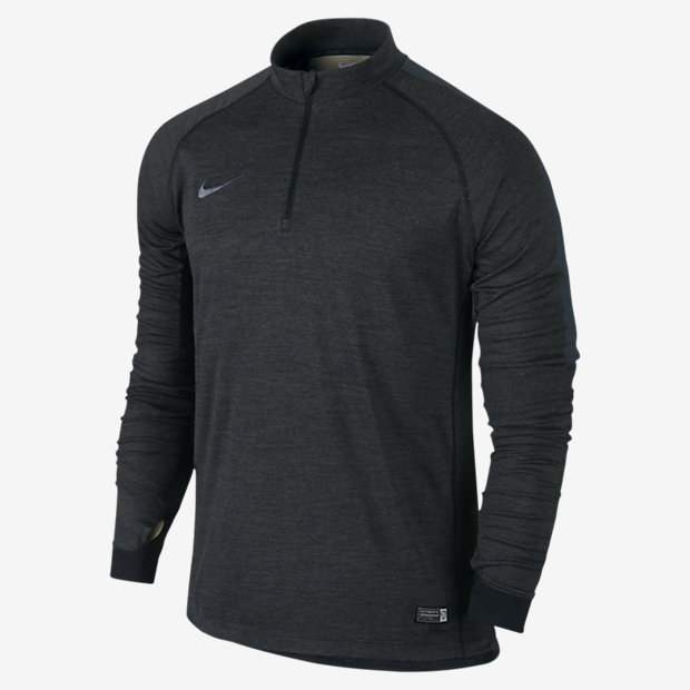Low Resolution Nike Select Ignite Wool Midlayer 男子足球长袖针织衫