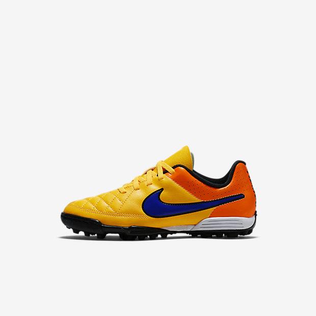 Low Resolution Nike Jr. Tiempo Rio II 儿童人造场地足球童鞋