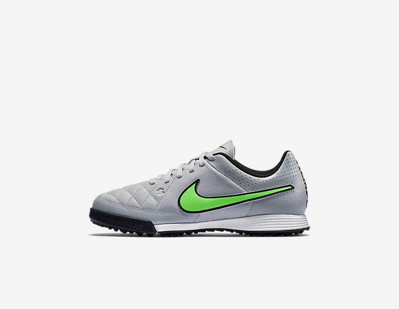 Nike Jr. Tiempo Genio Leather TF