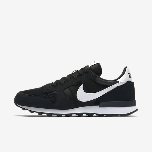 Internationalist Noire Et Grise Nike Baskets/Running HommeNike 1zOhPz0yBs