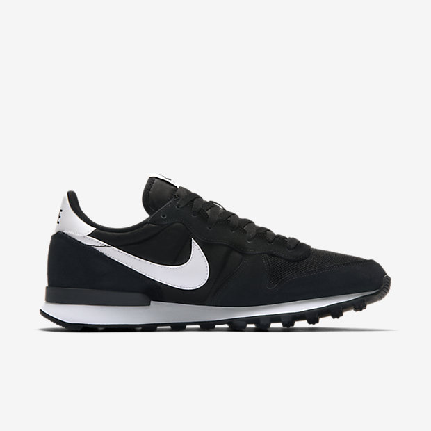 nike internationalist mens black nz