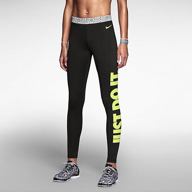 Low Resolution Nike Pro Warm Mezzo Waistband 女子训练保暖紧身裤