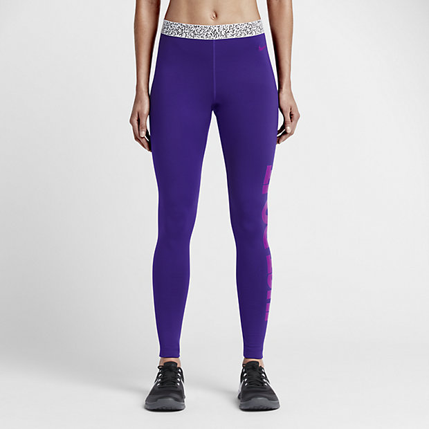 Low Resolution Nike Pro Warm Mezzo Waistband 女子训练保暖紧身裤