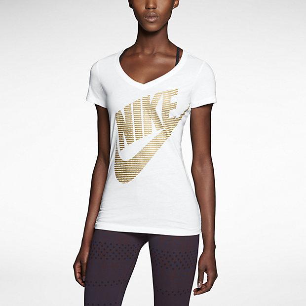 Low Resolution Nike Futura Line Shine 女子针织衫