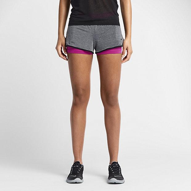 Low Resolution Nike Pro Inside Full Flex 女子训练短裤