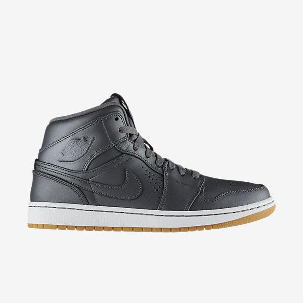 Low Resolution Air Jordan 1 Mid Nouveau 男子运动鞋