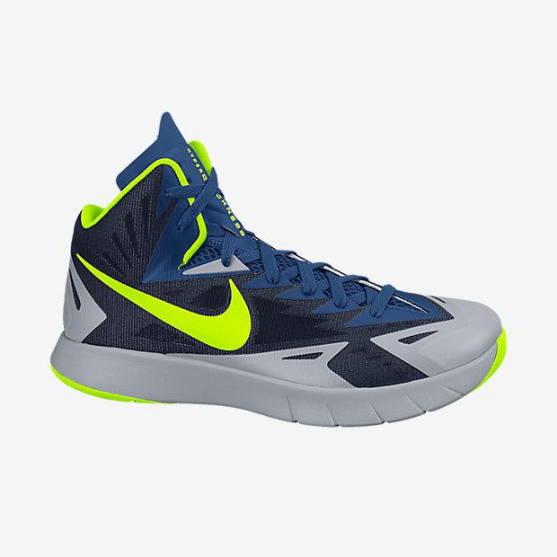 Low Resolution Nike Lunar Hyperquickness 男子篮球鞋