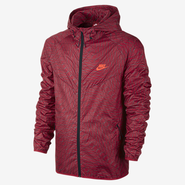 Low Resolution Nike Cityscape Packable Windrunner 男子梭织茄克