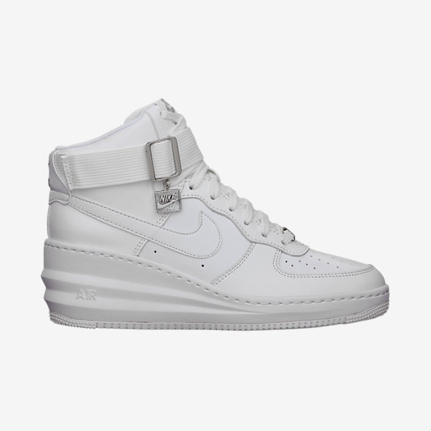 Nike Lunar Force 1 Sky Hi 女子运动鞋