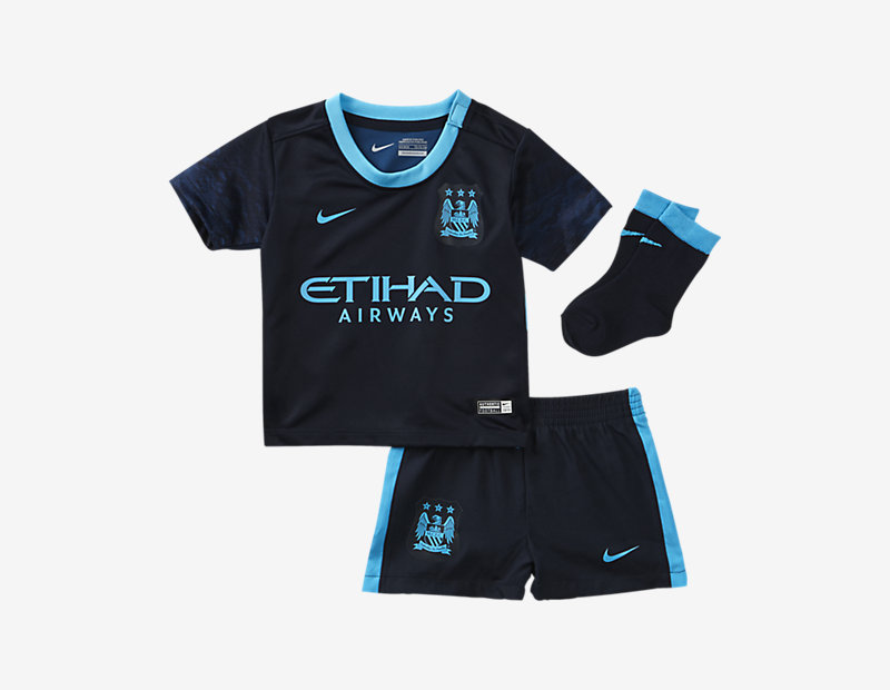 Image of Manchester City FC Stadium Away 2015/16