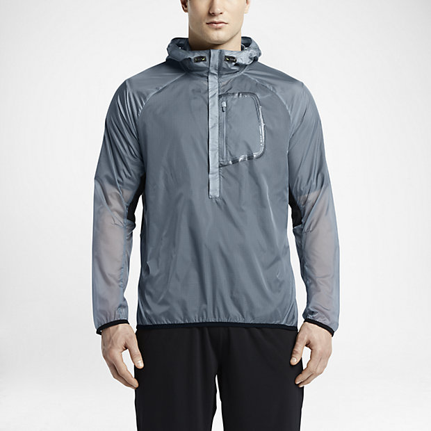 Low Resolution Nike Ghost Shell Three-Quarter-Zip 男子训练夹克