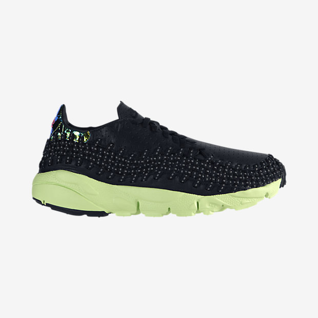 Low Resolution Nike Footscape Woven MTN City 男子运动鞋