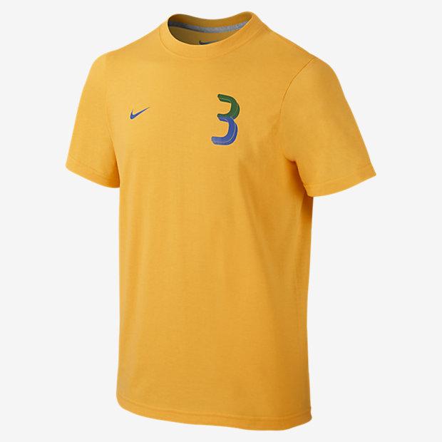 Low Resolution 巴西队 #3 (Silva) 儿童 T 恤