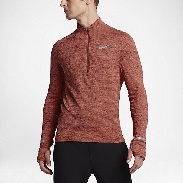 Low Resolution Nike Therma Sphere Element 男子长袖跑步上衣