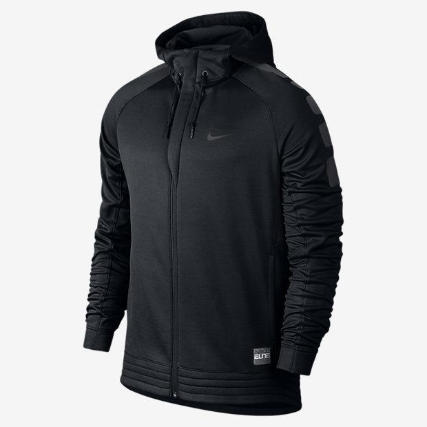 Low Resolution Nike Elite Stripe 男子篮球连帽衫