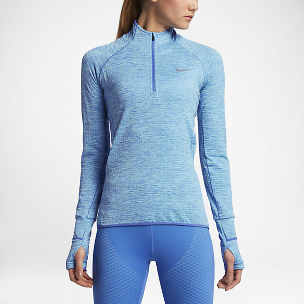 Low Resolution Nike Therma Sphere Element 女子长袖跑步上衣