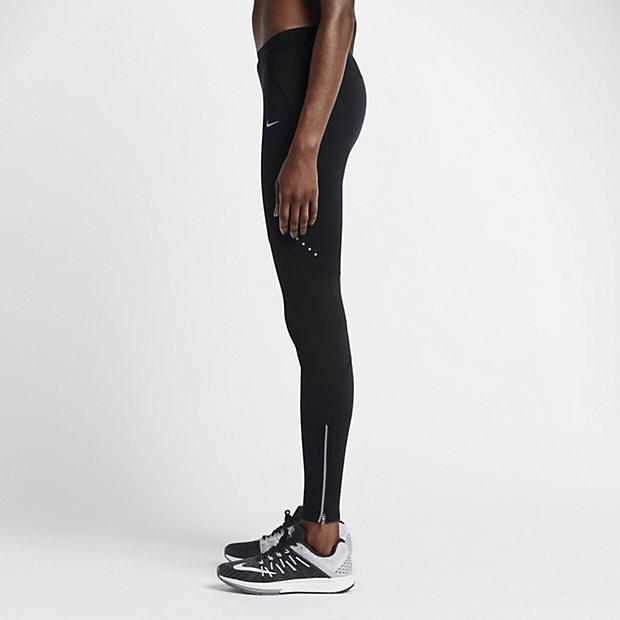 tight running nike femme